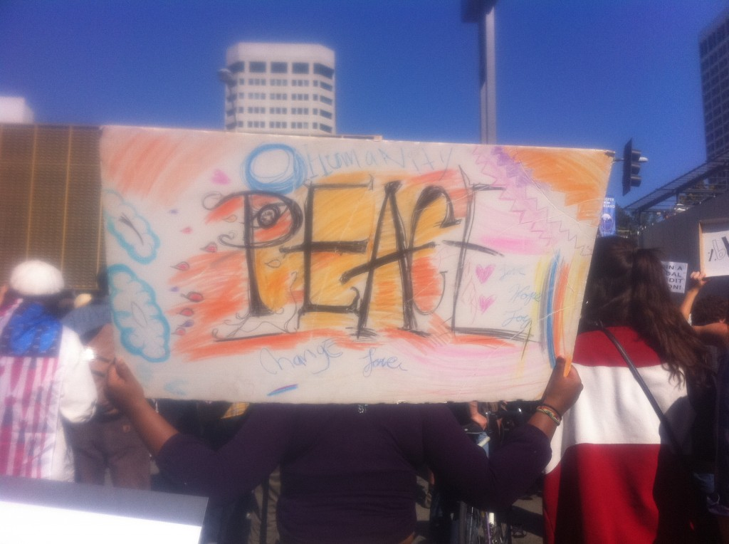 Occupy Oakland General Strike:  A Firsthand Perspective
