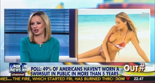 Fox News Host Calls Out Her Own Network's Skin Fetish For Making Women Hate Their Bodies