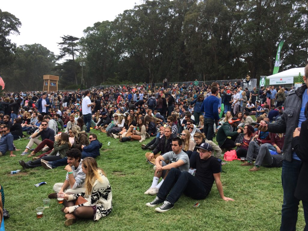 Outside Lands Photo By Mira Veda