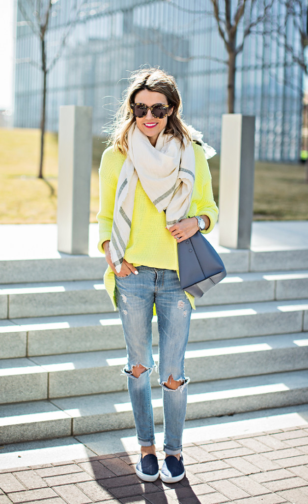 bright-sweater-and-scarf