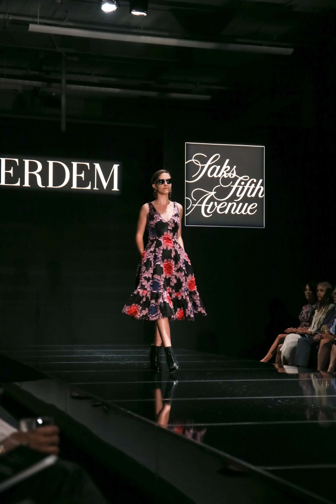 Photos courtesy of Drew Altizer. Fashion Forward: An Evening with Erdem presented by SF Opera Guild and Saks Fifth Avenue
