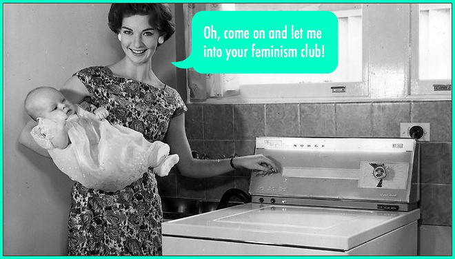 Feminist-Housewife