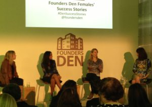 Female Entrepreneurs Discuss Secrets Of Success At Founders Den