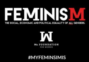 This Organization Reaffirms The Feminism Definition