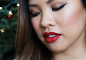 Festive Makeup To Inspire Your Holiday Outfit