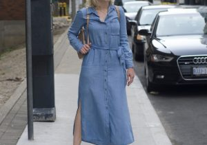 Your Essential Denim Dress For This Summer