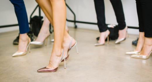 Sole Searching: High Heels and Powerful Women