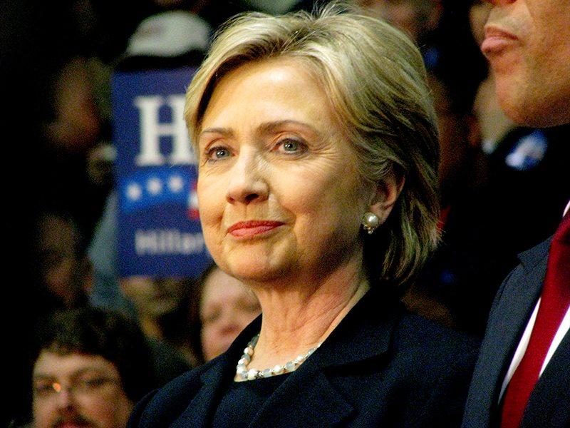 Hillary Clinton - Tinderfication 1