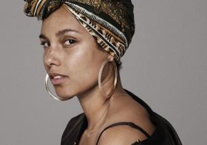 Alicia Keys' Empowers Women To Show Their Raw Beauty