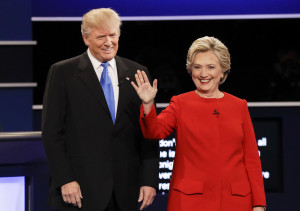 30 Thoughts During The First Presidential Debate