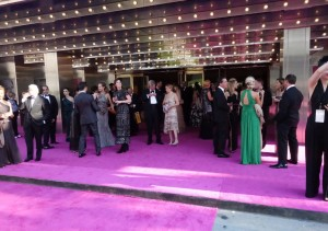 Attendees of Opening Night of Symphony Gala