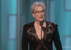 Meryl Streep's Powerful Golden Globe Speech In Full