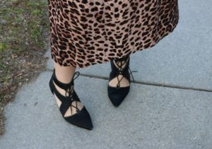 A Fierce Leopard Print Look
