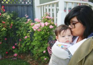 Mother, Baby, And Carrier: A Growing Bond