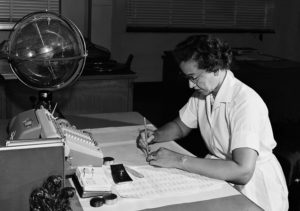 'Hidden Figures' Icon Honored At NASA