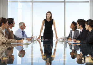 8 Companies With 50/50 In The Boardroom