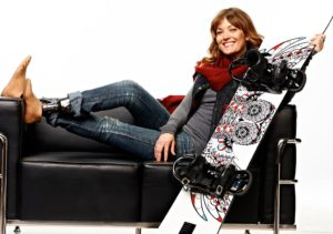 This Paralympic Snowboarder Will Teach You To #LiveInspired